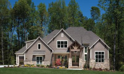 Caswell 1318F Home Plan - A