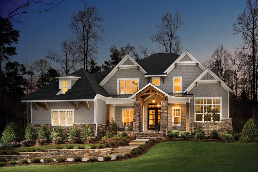 Caswell 1439F Home Plan - A