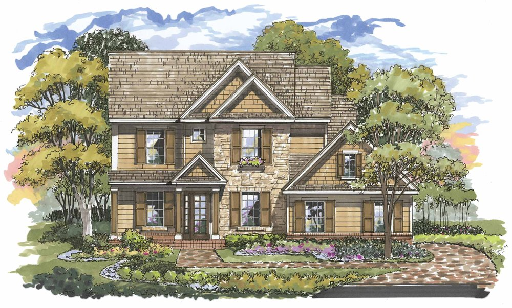 Covington (1174F) - Classic Plan Collection