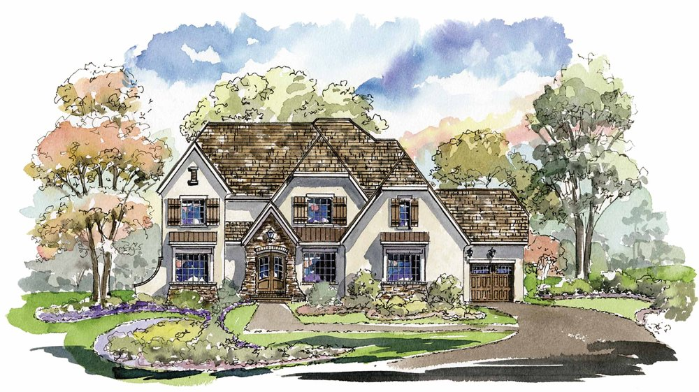 Riverdale (1209F) - Classic Plan Collection