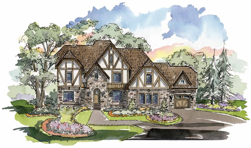 Silver Oak 1222F Home Plan - C