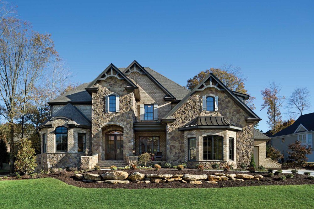 Somerset 1239f classic plan collection arthur - Total home exteriors greenville sc ...