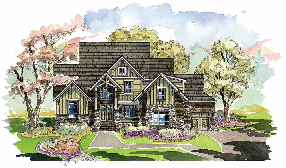 Somerset (1239F) - Classic Plan Collection