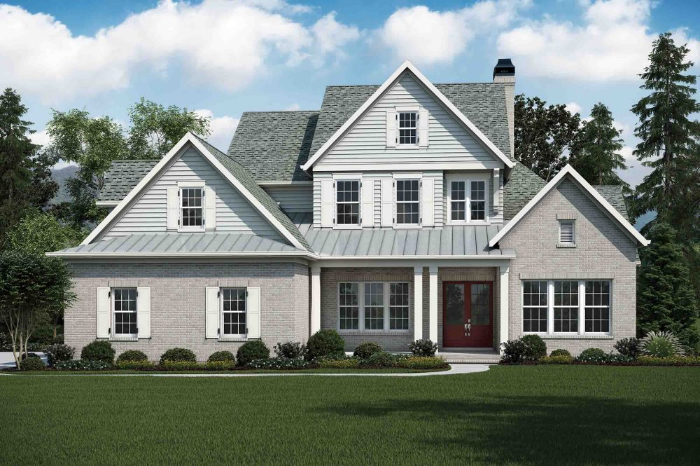 Woodcliff (1419F) - Classic Plan Collection