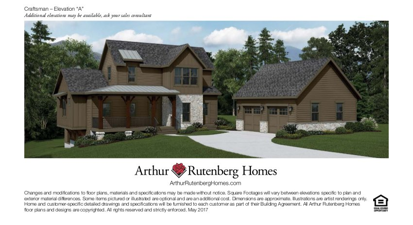 Silverthorne Home Plan